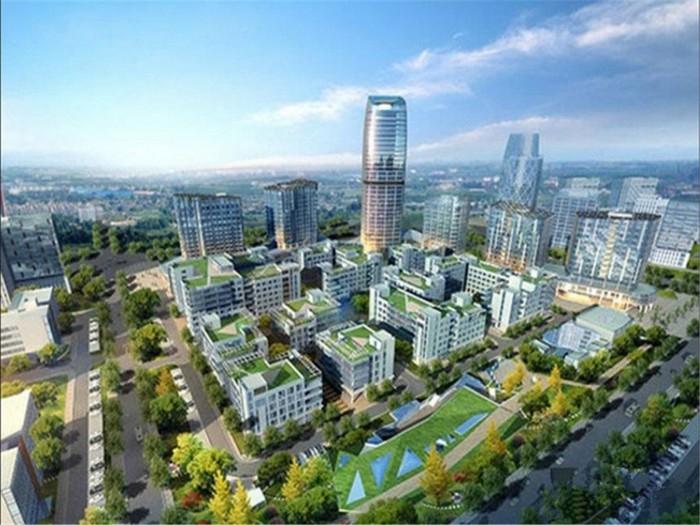 合联姜山新型产业城